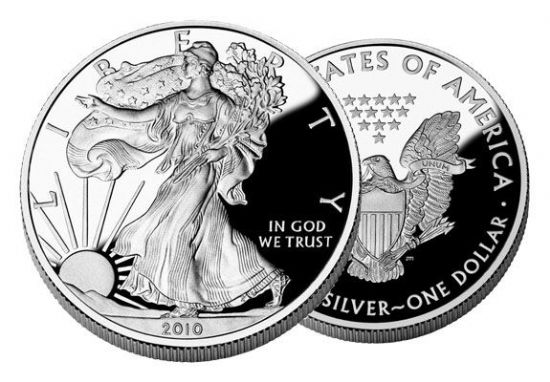 Single Silver Proof Medals/Coins